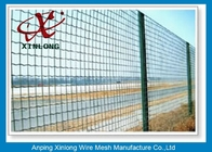 चीन Hot Dipped Galvanized Euro Panel Fencing Corrosion Resistant For Boundary फैक्टरी