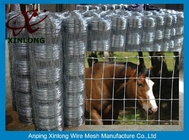 चीन Multi Function Galvanized Cattle Fence , Galvanized Horse Fence 30 - 100m Length फैक्टरी