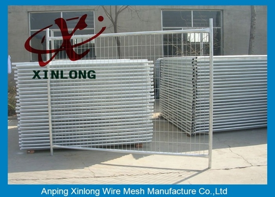 High Temperature Temporary Fencing Panels For Home Garden Easy Assemble